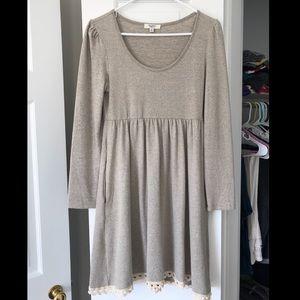 Women's Hayden Los Angeles Long-sleeve Dress Small